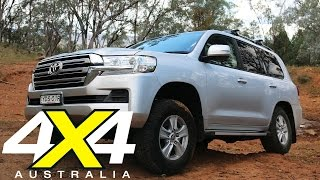 Toyota Land Cruiser 200 Series | Road test | 4X4 Australia
