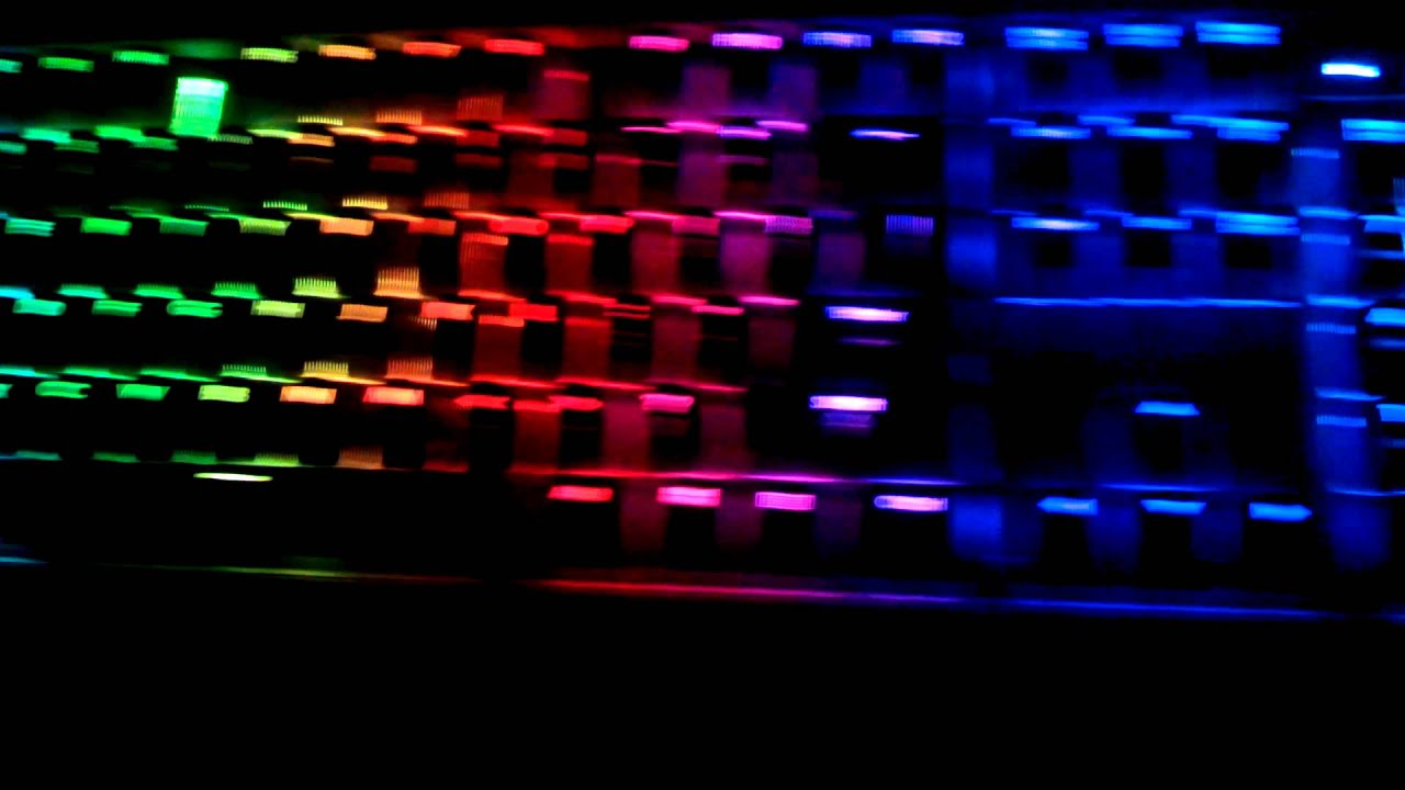 Corsair k70 how to set default colour profile