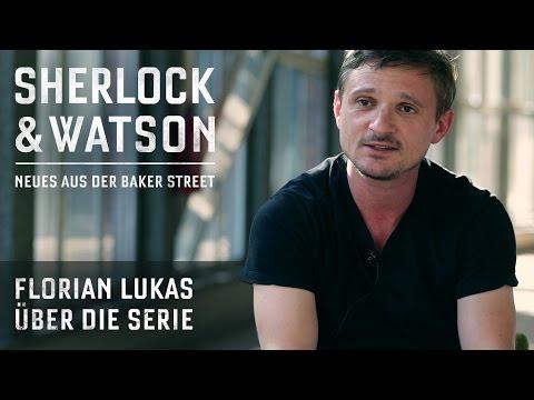 SHERLOCK & WATSON | Florian Lukas (John Watson) über die Hörspielserie | Hörspiele | Sherlock Holmes