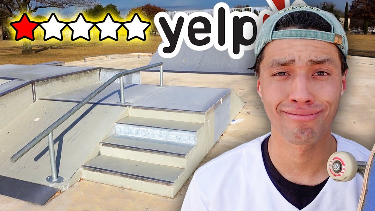 Worst Rated Skatepark In Texas