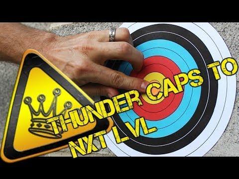 Taking The King of Random's  Thunder Caps To Next Level