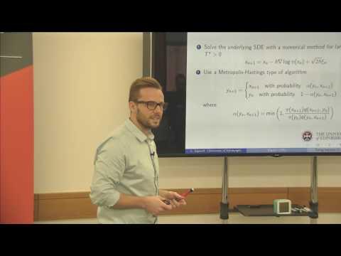 Dr Lukasz Szpruch, University of Edinburgh