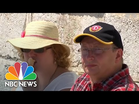 Europe Swelters In Summer Heatwave | NBC News