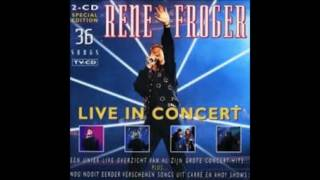 Rene Froger - Love leave me (Live in Ahoy 1995)