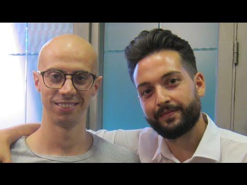 Alemo BarberLab - Shave with Towel and Massage - ASMR no Talking