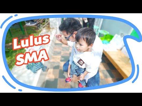 ANAKKU LULUS SMA Wkwkwkw - Sehari Bersama Papi Ngabuburit Puasa