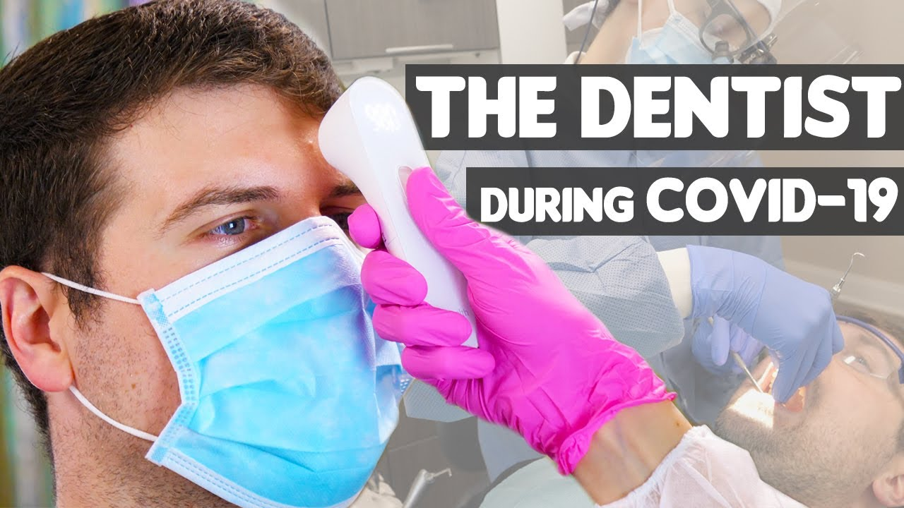 Going To The Dentist During COVID-19 Pandemic (2021)