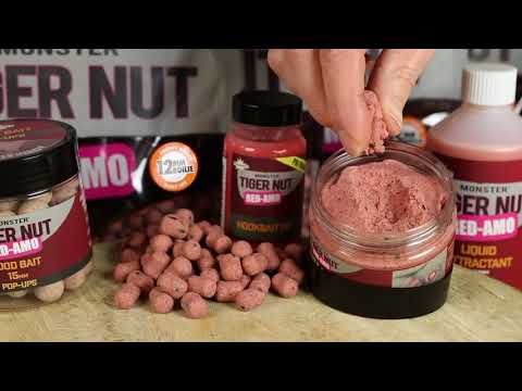 Monster Tigernut Red-Amo Boilies 5KG - Dynamite Baits