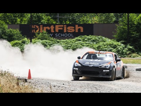 Formula Car Team Cross-Trains at a Rally School