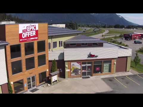Modern Office Building For Sale! (Juneau, Alaska)