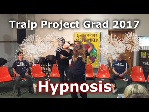 Hypnosis on the Traip Academy Class of 2017 (Project Grad)