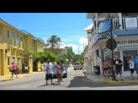 Mi viaje a isla Gran Caimán