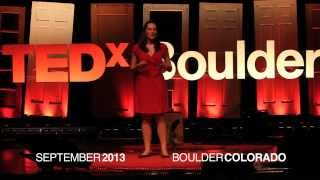 Volunteering collaboratively with community: Jennifer Armstrong at TEDxBoulder