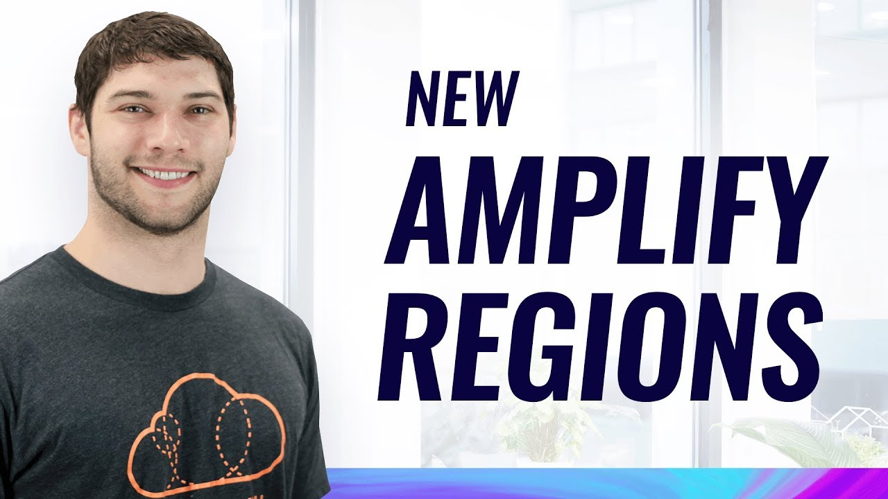 AWS: New Amplify Regions, SMS Dashboard in Pinpoint, New RDS Monitoring  Metrics and more!