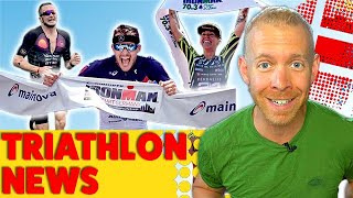 Triathlon News July 2, 2019: Chaos at IRONMAN Frankfurt & CODY BEALS is OUt