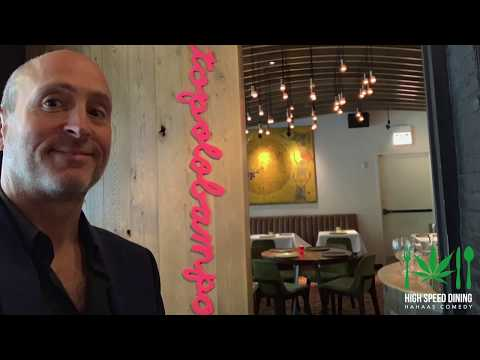#606 TOPOLOBAMPO In CHICAGO Food Crazy & Care Free High Fine Dining By Joel Haas Stoner Food Critic