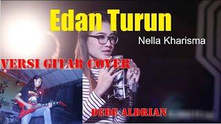 Edan Turun (Gitar Cover Metal) by Dede Aldrian