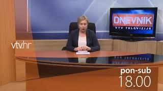 VTV Dnevnik najava 06. rujna 2019.