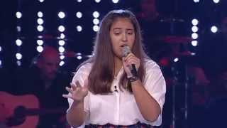 Alicia Correia Vs Francisca Martins Vs Lúcia Mosca - Just Give Me A Reason - The Voice Kids