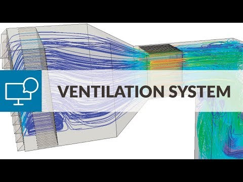 Optimizing Ventilation Systems Design with SimScale | Demo
