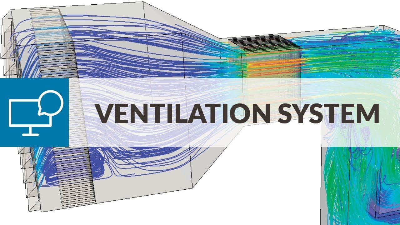 optimizing ventilation systems design with simscale | demo - youtube