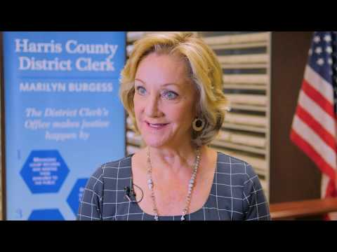 An Overview Of The Harris County District Clerk's Office