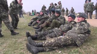 Украинские войска в Крыму - РЕАЛЬНОСТЬ.Новости
