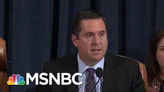 Devin Nunes Now Implicated In Ukraine scandal | All In | MSNBC