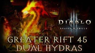 Dual Hydras (Serpent