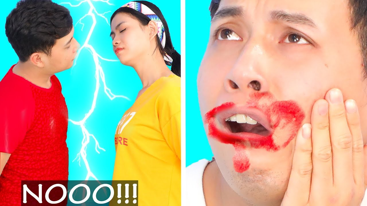 Girl DIY! 15 BEST PRANKS AND FUNNY TRICKS!  Funny DIY Couple Pranks! Prank Wars & Funny Pranks