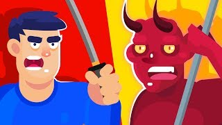 Download Lagu YOU vs THE DEVIL - Could You Defeat and Survive It? (Lucifer) mp3