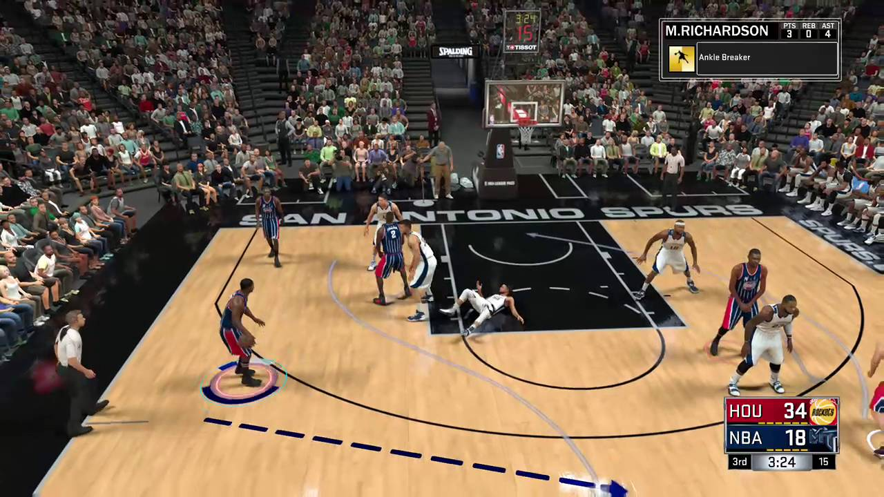 NBA 2K17 Myteam Micheal Ray Richardson drops Curry