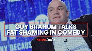 Stand-up Comedian Guy Branum On How Hollywood Fat Shaming Can Make People Feel Bad For Existing