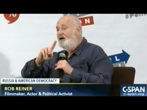 Actor Rob Reiner Explains Threats To American Democracy Posed By Russia!