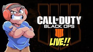 LET'S PRAY FOR MY AIM LIVE!!! [BLACK OPS 4] [ZOMBIE AND ALL MODES] thumbnail