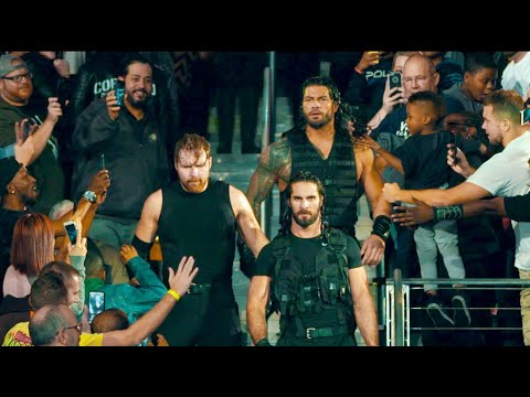 Relive The Shield's Raw reunion from a whole new perspective: Exclusive, Nov. 16, 2017