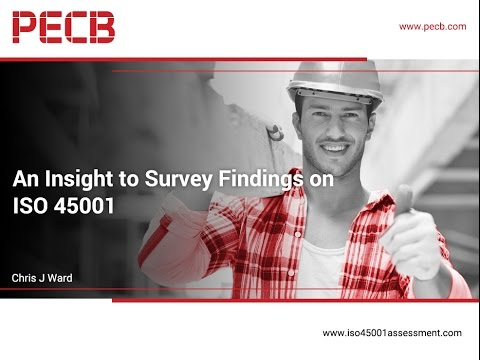 An Insight to Survey Findings on ISO 45001
