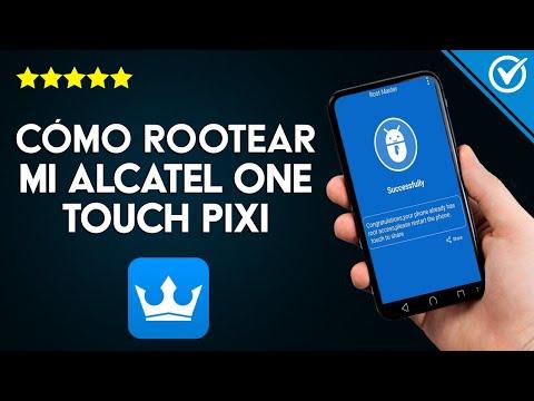 Cómo Rootear o Hacer root a mi Alcatel One Touch Pixi 3 y 4 con o sin PC Windows