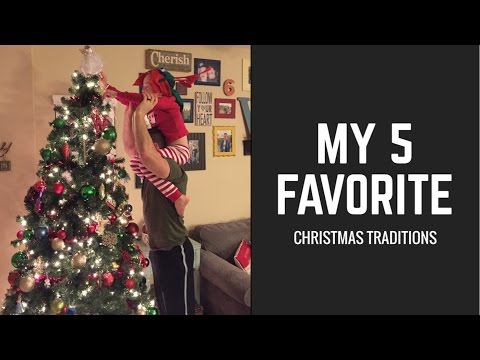 FAMILY CHRISTMAS TRADITIONS- YOUTUBE MOM CHANNELS COLLAB
