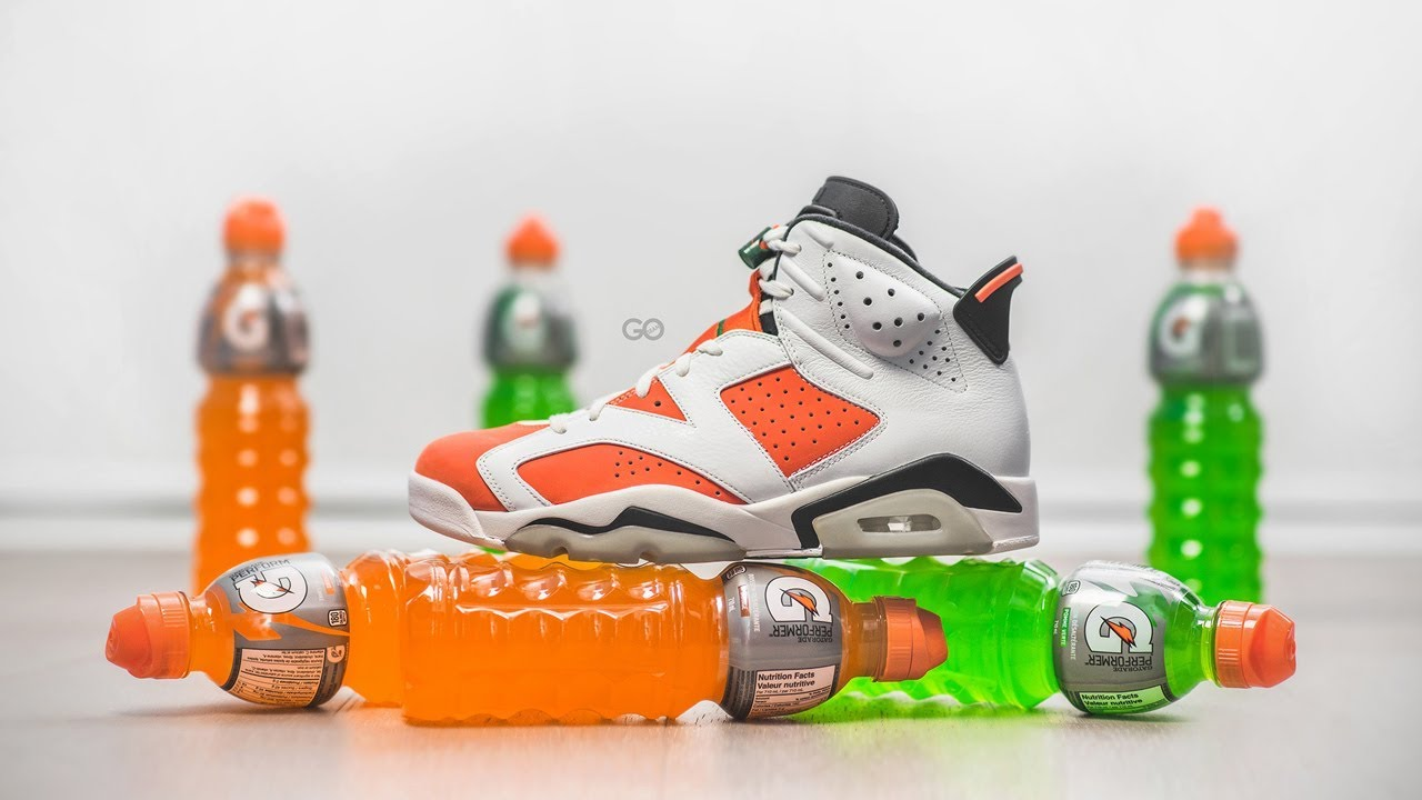 gatorade michael jordan shoes