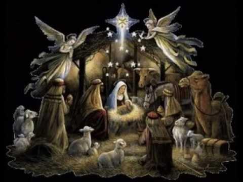 El nacimiento del ni o jes s nochebuena youtube - Dibujos de nacimientos de navidad ...