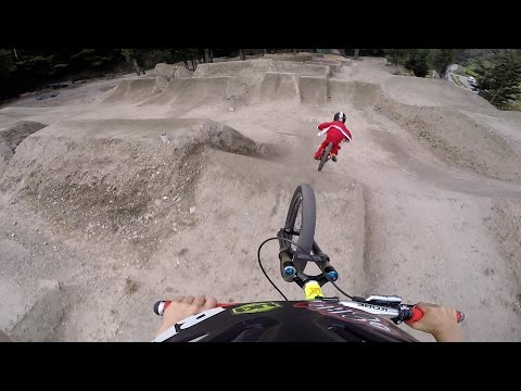 GoPro Awards: Park Jumps with Twin Brothers, Jake and Theo Riddle