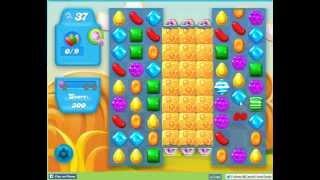 Candy Crush Soda Saga Level 154