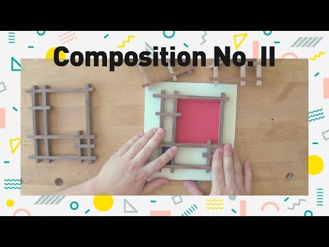 Artwork DIY Kumiko Puzzle - Mini Makers Crafts for Kids