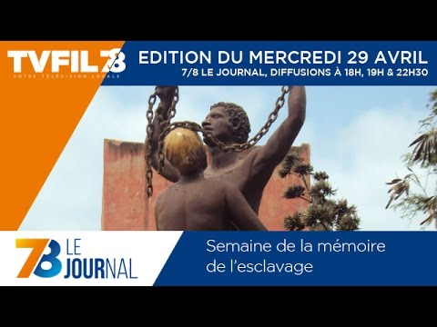 7/8 Le Journal – Edition du mercredi 29 avril 2015