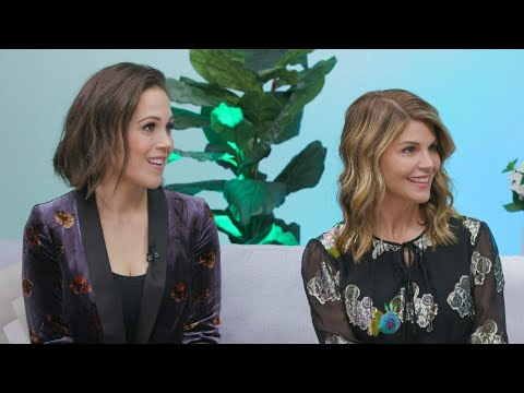 When Calls The Heart Christmas Movie: Erin Krakow And Lori Loughlin Spill BTS Scoop! (Exclusive)