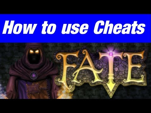 How To Use Cheats In Fate
