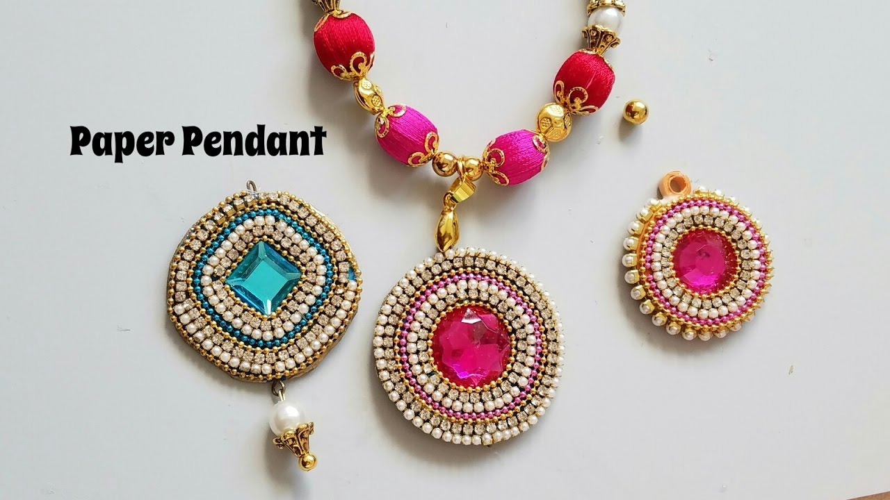 pendant jewelry making