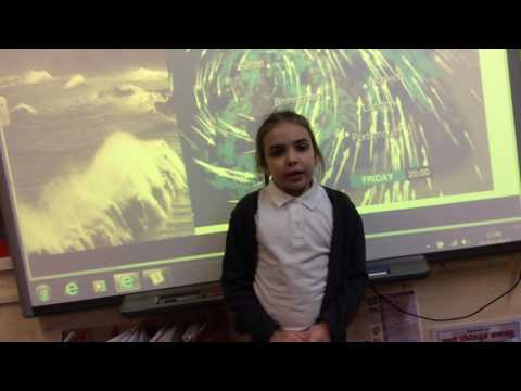 Stormy Weather Forecast Group 5