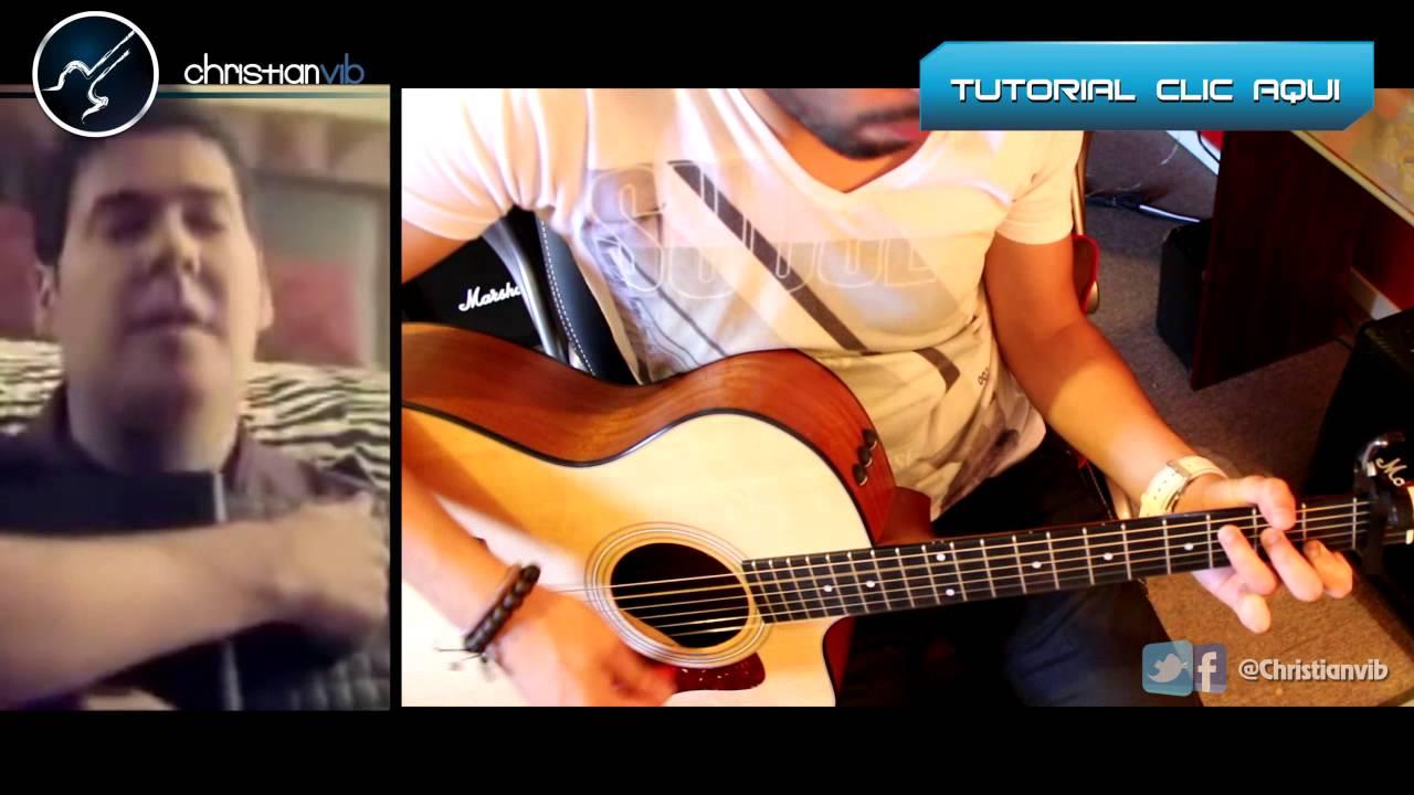 No me Pidas Perdon BANDA MS Acustico Guitarra Tutorial ...